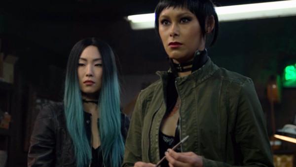 Iron Fist Season 2 Crane Sisters