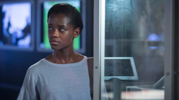 Black Mirror Letitia Wright