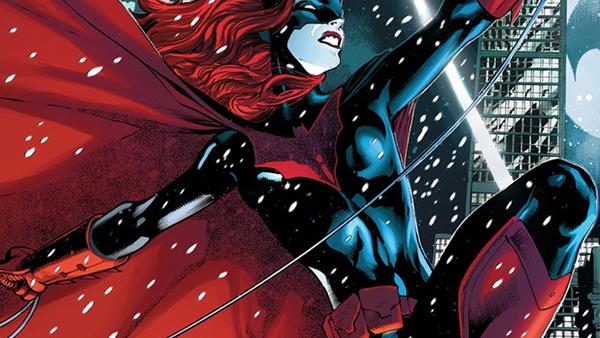 Batwoman 3 Steve Epting