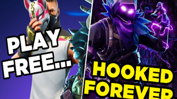 Play Free Hooked Forever