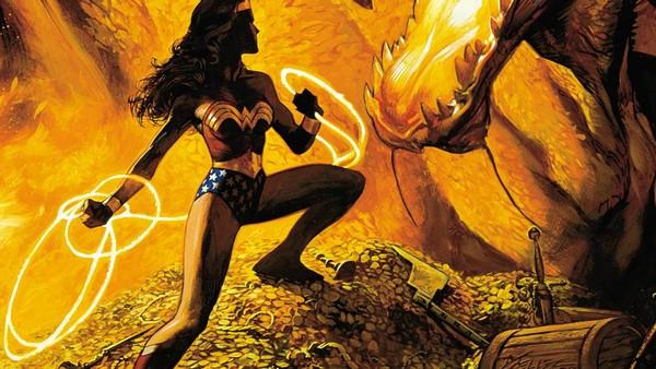 Superman Vs Wonder Woman