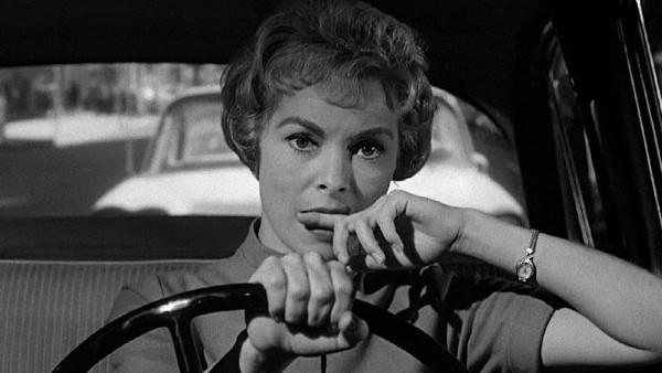 Psycho Marion Crane Car