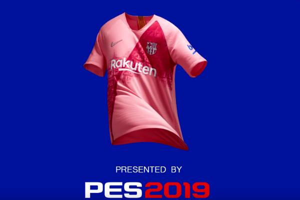 PES 2019 Barcelona