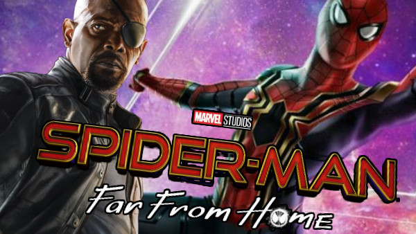 Spider Man Far From Home Thumbnail