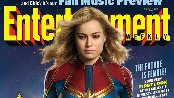 Captain Marvel EW
