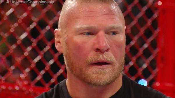 Brock Lesnar HIAC