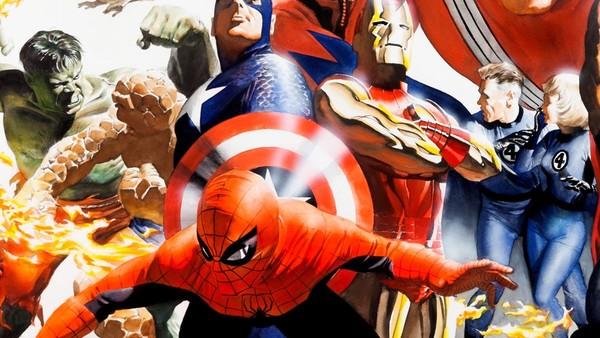 12 Greatest Marvel Superheroes Of All Time
