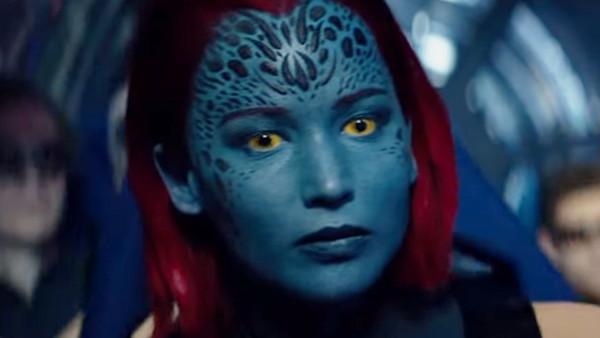 Dark Phoenix Mystique Jennifer Lawrence