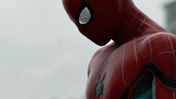 Spider Man Ps4 sad