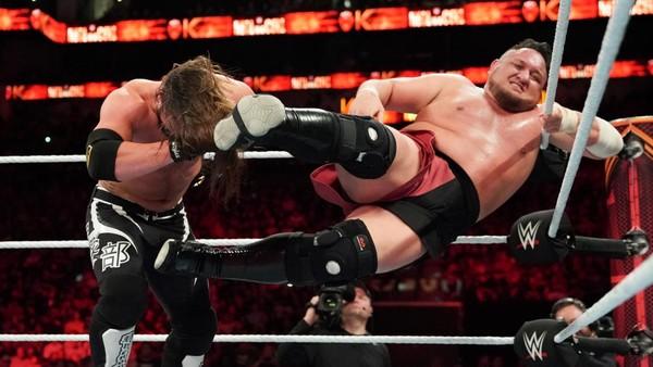 Randy Orton Screwdriver III
