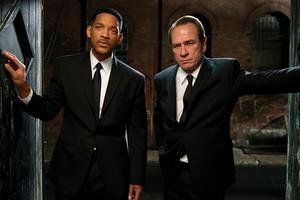 Men In Black Agent J K