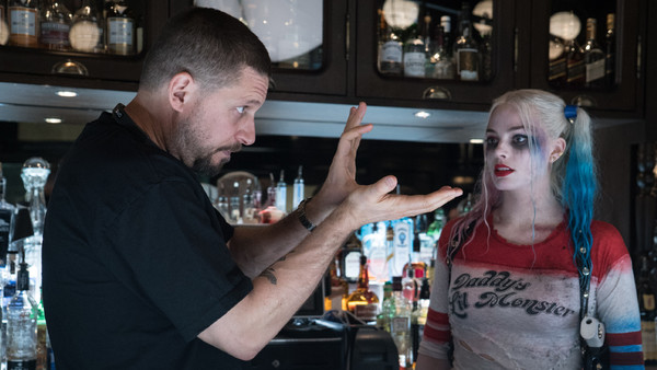 Suicide Squad David Ayer Margot Robbie