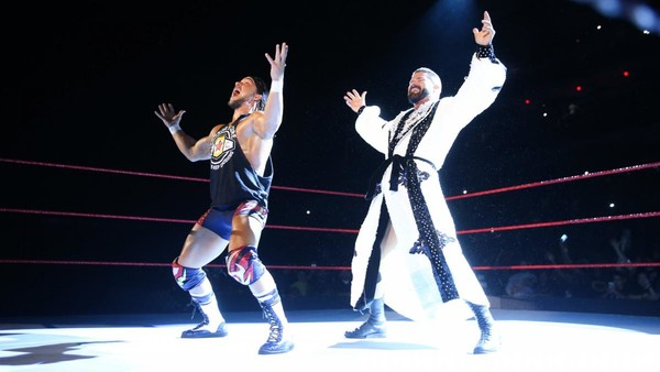 Chad Gable Roode Raw