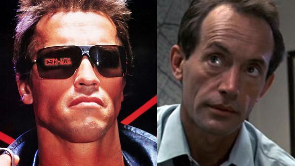 The Terminator Arnold Schwarzenegger Lance Henriksen