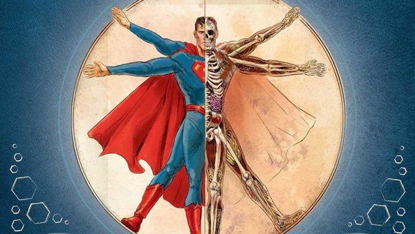 DC Anatomy of a Metahuman