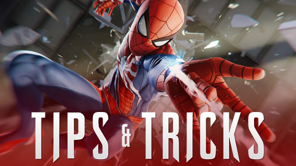 Spidey Tips 600x338