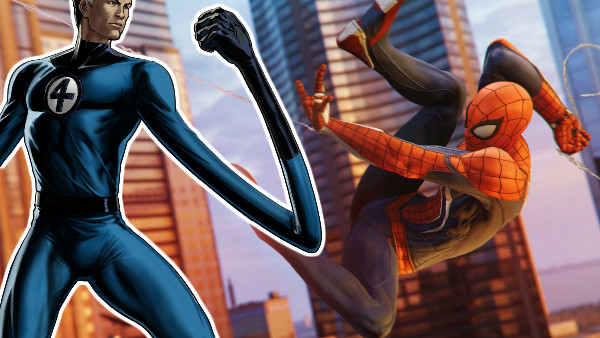 Spider-Man Fantastic Four Thumbnail