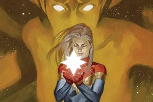 Life of Captain Marvel Cover
