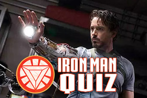 Iron Man Quiz