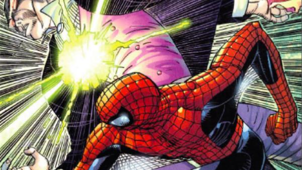 Spider Man Morlun