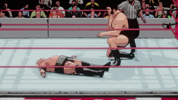 WWE 2K19 Cel Shading