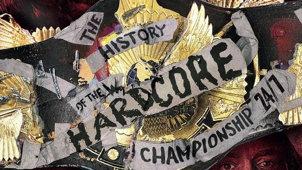 WWF Hardcore Title