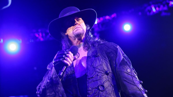The Undertaker Raw
