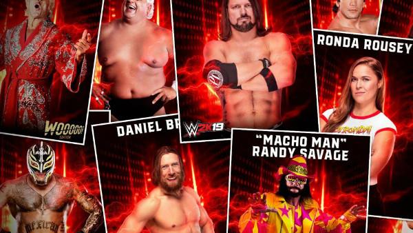 WWE 2K19: 17 Wrestlers Making Their Series Debut