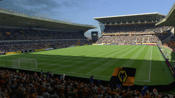 FIFA 19 Molineux Wolves