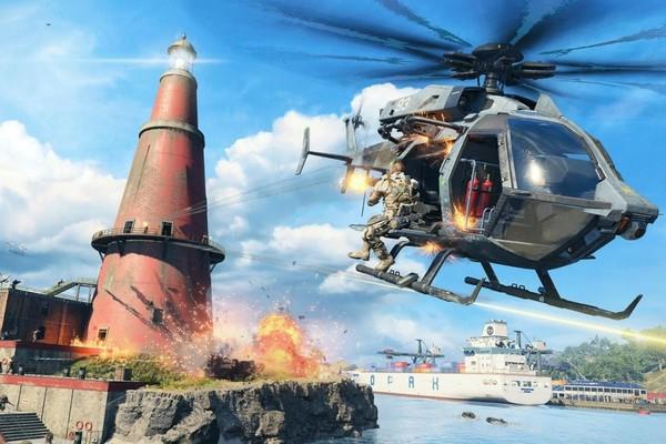 Call Of Duty Black Ops 4 Battle Royale Mode Blackout