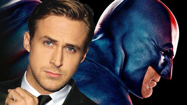 Ryan Gosling Batman