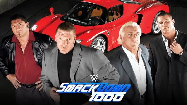 WWE Evolution SmackDown 1000