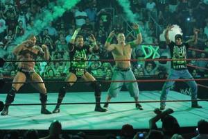 D Generation X John Cena Batista