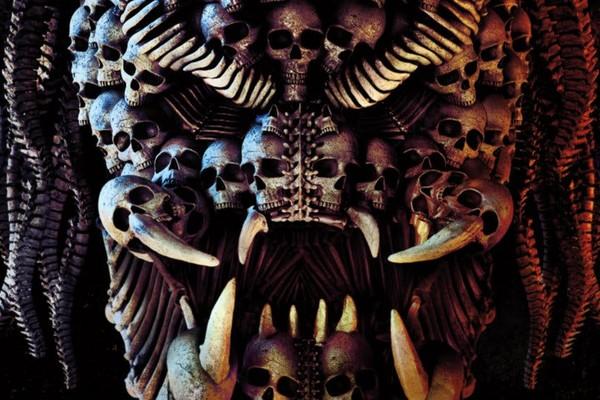 Predator Comic Con Poster
