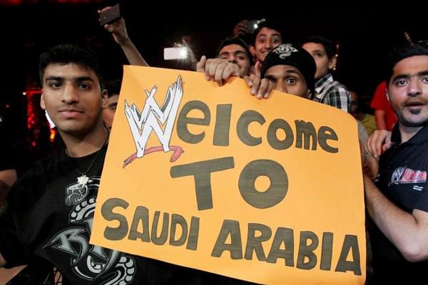 Saudi Arabia WWE