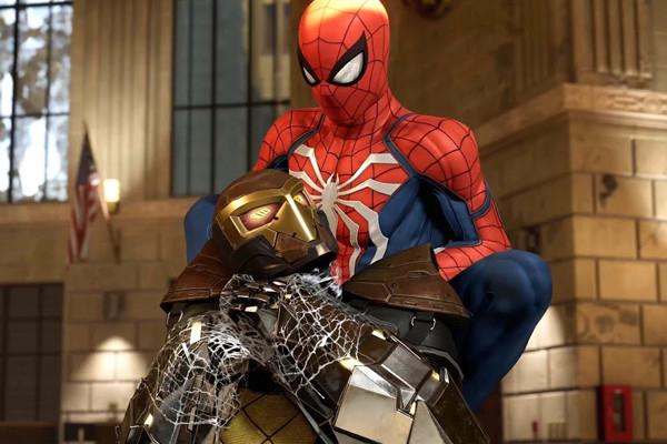 Spider Man Shocker