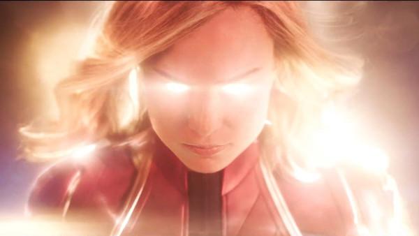 Captain Marvel YouTube Thumbnail