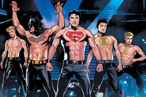 DC Comics Magic Mike