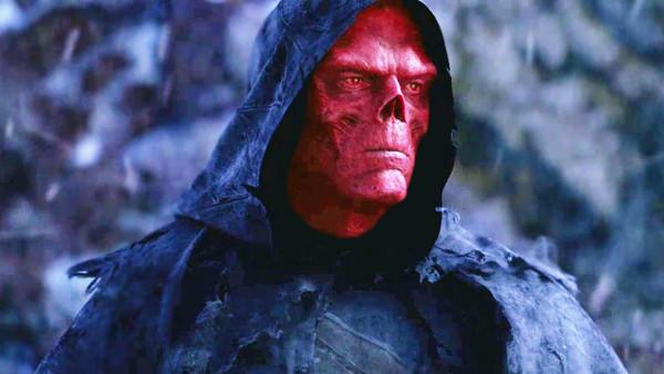 Red Skull Avengers