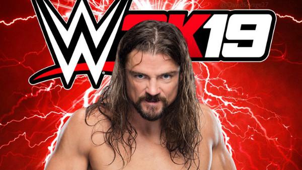 WWE 2K19 Brian Kendrick
