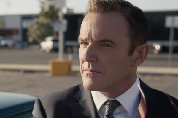 Agent Coulson Captain Marvel