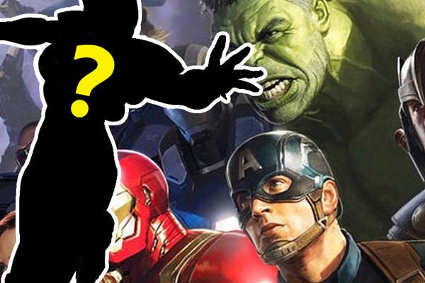 Avengers 4 secret character