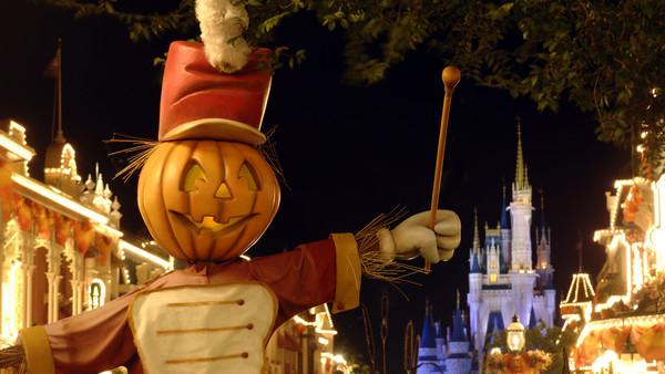 MNSSHP Mickey's Not So Scary Disney World