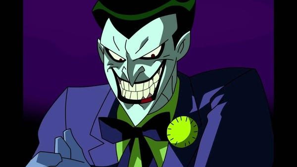 Batman Beyond Return of the Joker flashback