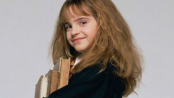 Hermione young