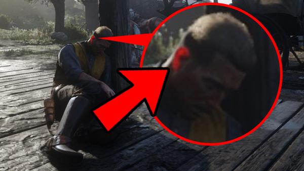 Red Dead Redemption 2 Detail