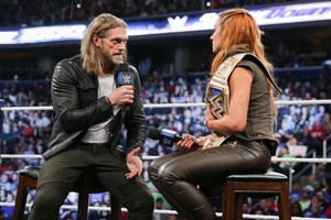 Edge Becky Lynch
