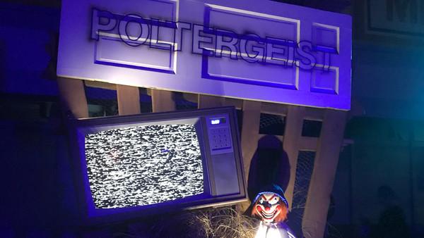 Poltergeist Harvest Halloween Horror HHN Universal Orlando
