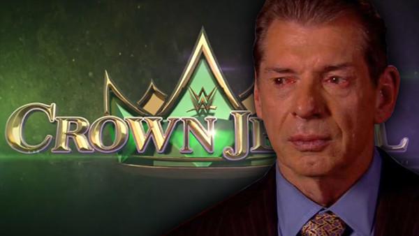 Crown Jewel Vince McMahon