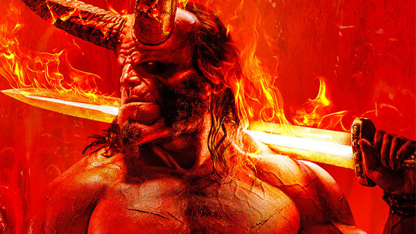 Hellboy Poster 2